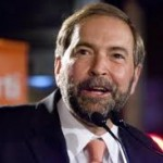 Thomas Mulcair-NDP Leader