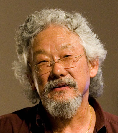 Suzuki on David Suzuki