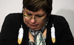 Attiwapiskat Chief Theresa Spence Continues Her Hunger Strike