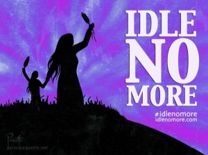Idle No More Is An Independent Movement