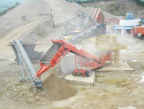 Gravel Processing Sought By Balme-Ayre Farms