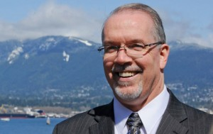 BC NDP Leader John Horgan spoke eloquently against Liberal sell-out, then supported it!