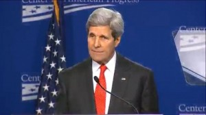 John Kerry's efforts described as pathetic