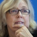 Elizabeth May-Green Party MP