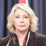 BC Environment Minister Mary Polak