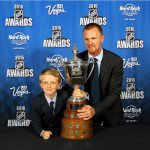 2016 NHL Awards - Press Room