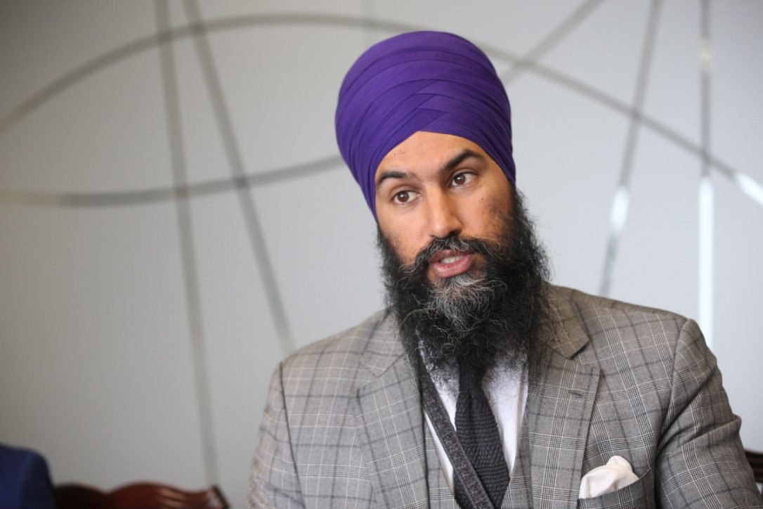 Image Result For Jagmeet Singh